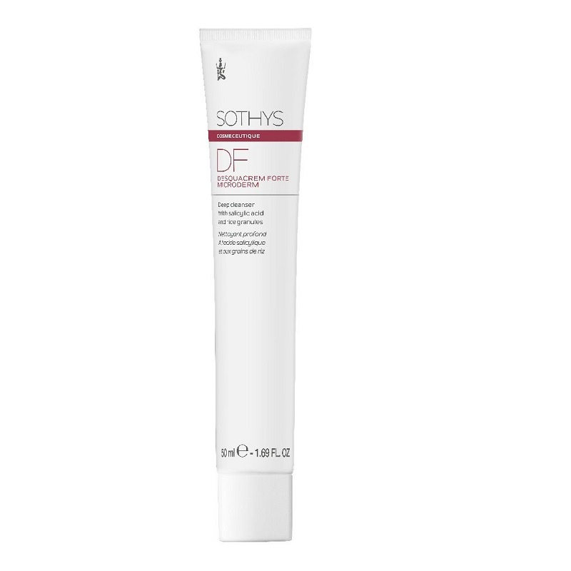 Sothys Sothys Desquacrem forte microderm, with salicylic acid and micrograins of rice
