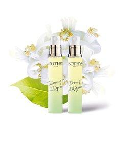 Sothys Sothys Eau parfumée - Zitrone & Bitterorange 2x 15 ml