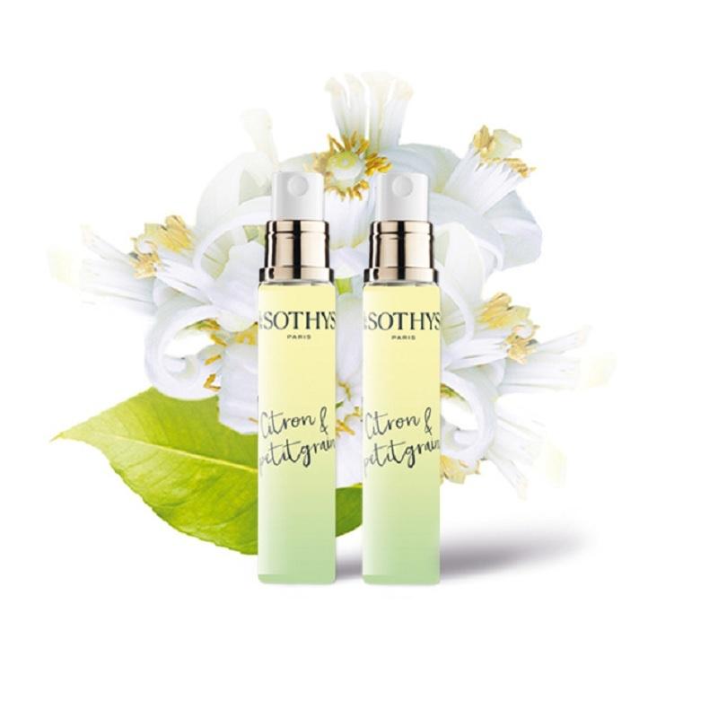 Sothys Sothys Eau parfumée,Scented water Evasion Citron et petigrain, Lemon and petigrain escape 2x 15 ml