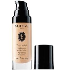 Sothys Sothys Teint Satiné anti age Br 35  Fond de teint anti-age lissant, Age defying foundation