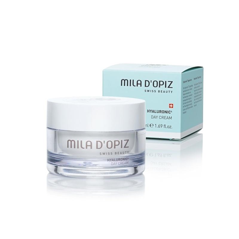 Mila d'Opiz Mila D'Opiz Hyaluronic4 day cream