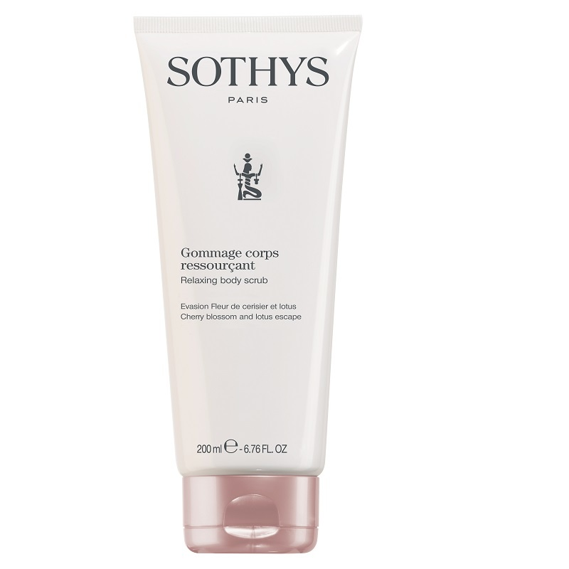 Sothys Sothys Gommage Corps Ressourcant,  relaxing body scrub, stress verminderende lichaamspeeling