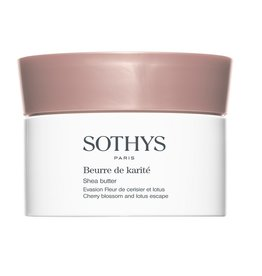 Sothys Sothys Shea Butter Cherry Blossom and Lotus Escape