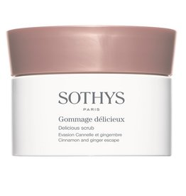 Sothys Sothys Gommage  Délicious Scrub Cinnamon and Ginger Escape
