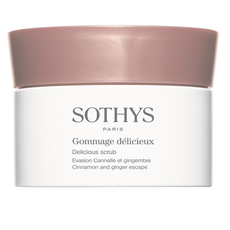 Sothys Sothys Gommage Délicieux Evasion Cannelle et Gingembre
