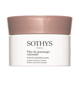 Sothys Sothys Pate de Gommage Orientale Amber and Myrrh Escape , Oriëntal exfoliating paste