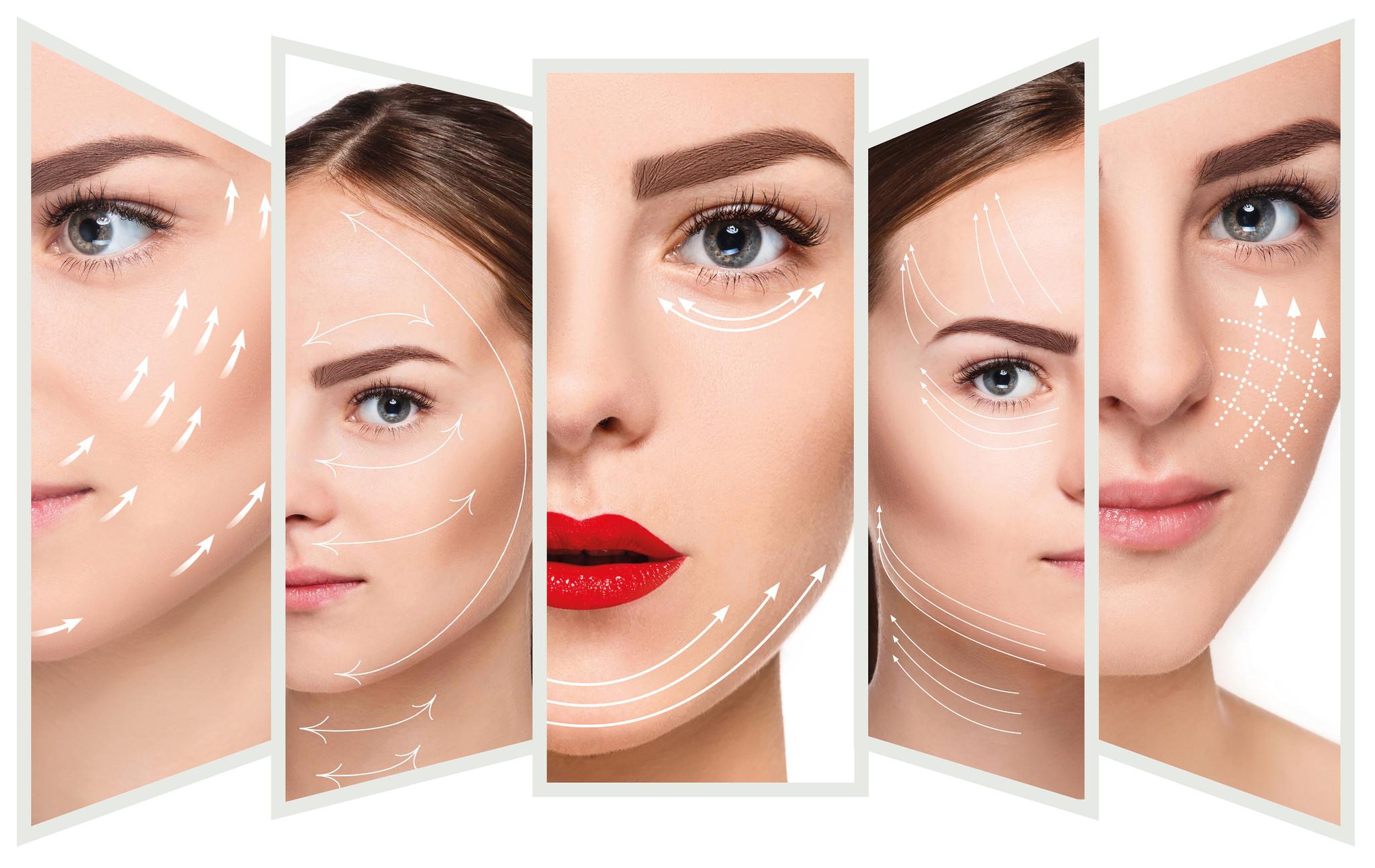 De onontbeerlijke begeleiding van cosmetica na esthetische ingrepen