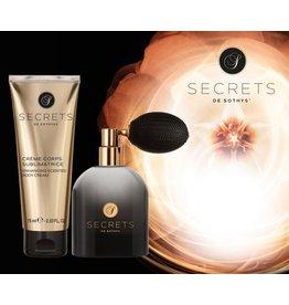 Sothys Sothys Secrets parfum + sublimerende geurende body lotion( crème corps sublimateur)