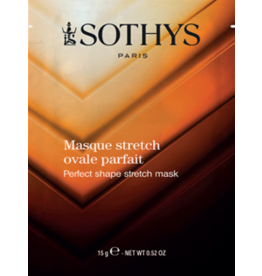Sothys Sothys masque stretch ovale parfait, perfect shape stretch mask.