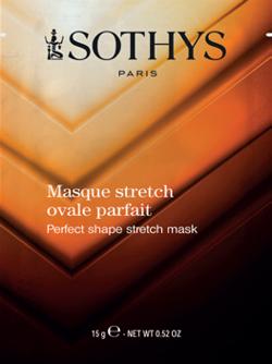 Sothys Sothys masque stretch ovale parfait, perfect shape stretch mask.