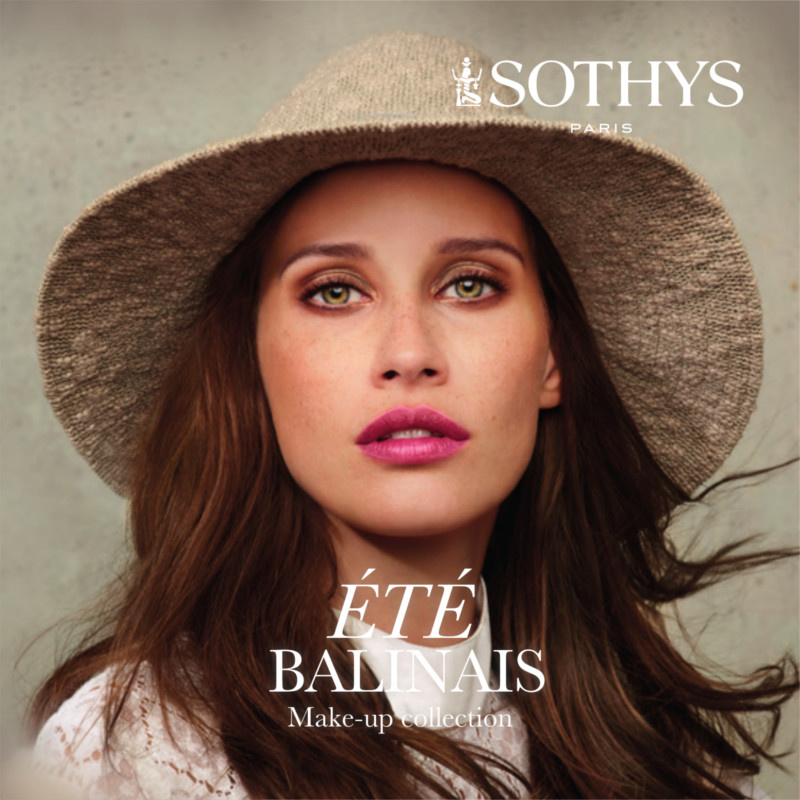 Sothys Sothys poudre Illuminatrice 20 Bronze Sumatra seasonal make-up Spring-Summer 2020