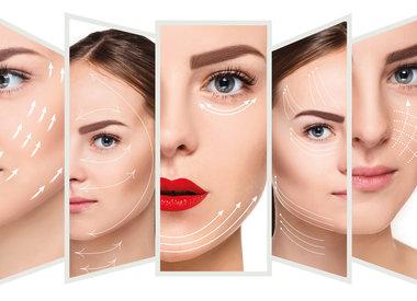 Na cosmetische ingreep