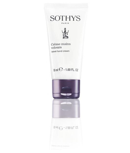Sothys Sothys crème mains velours,  velvet hand cream 50 ml