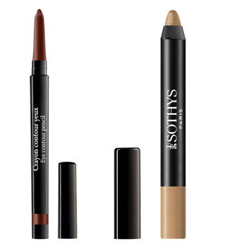 Sothys Sothys duo smoky Yeux 40 Bronze & cuivre-Lombok
