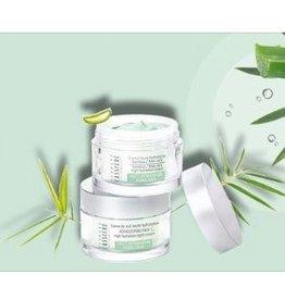 Sothys Bernard Cassiere Soins Haute Hydratation Hydra-Lock Bambou-Aloe Vera Creme Jour et de Nuit Haute Hydratation day cream + Aquasleeping Pack