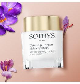 Sothys Sothys  Crème Jeunesse Rides Confort