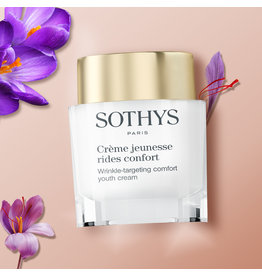 Sothys Sothys Wrinkle  targeting comfort youth cream