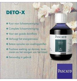Pascaud Pascaud Deto-X Flacon -nutriceuticals-200 ml