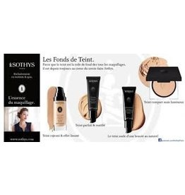 Sothys Sothys B20 fond de teint perfecteur,foundation  Teint  mat