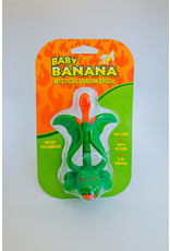 Baby Banana Baby toothbrush / teether Mystical Dragon