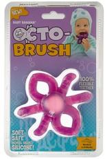 Baby Banana Baby tandenborstel / bijtspeeltje Octo-Brush