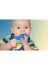 Baby Banana Baby tandenborstel / bijtspeeltje Sharky