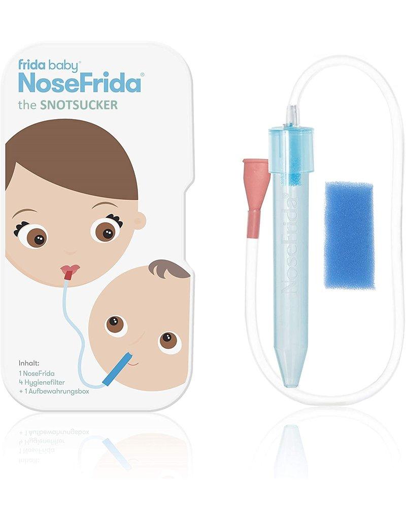 "Frida baby Baby nasal aspirator - NoseFrida ""the Snotsucker"" spray set"