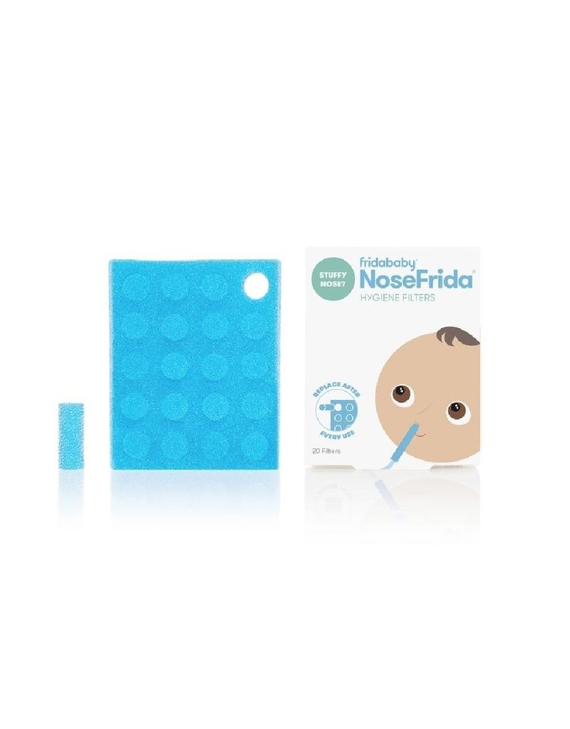 Frida baby NoseFrida replacement hygiene filters (20pcs.)