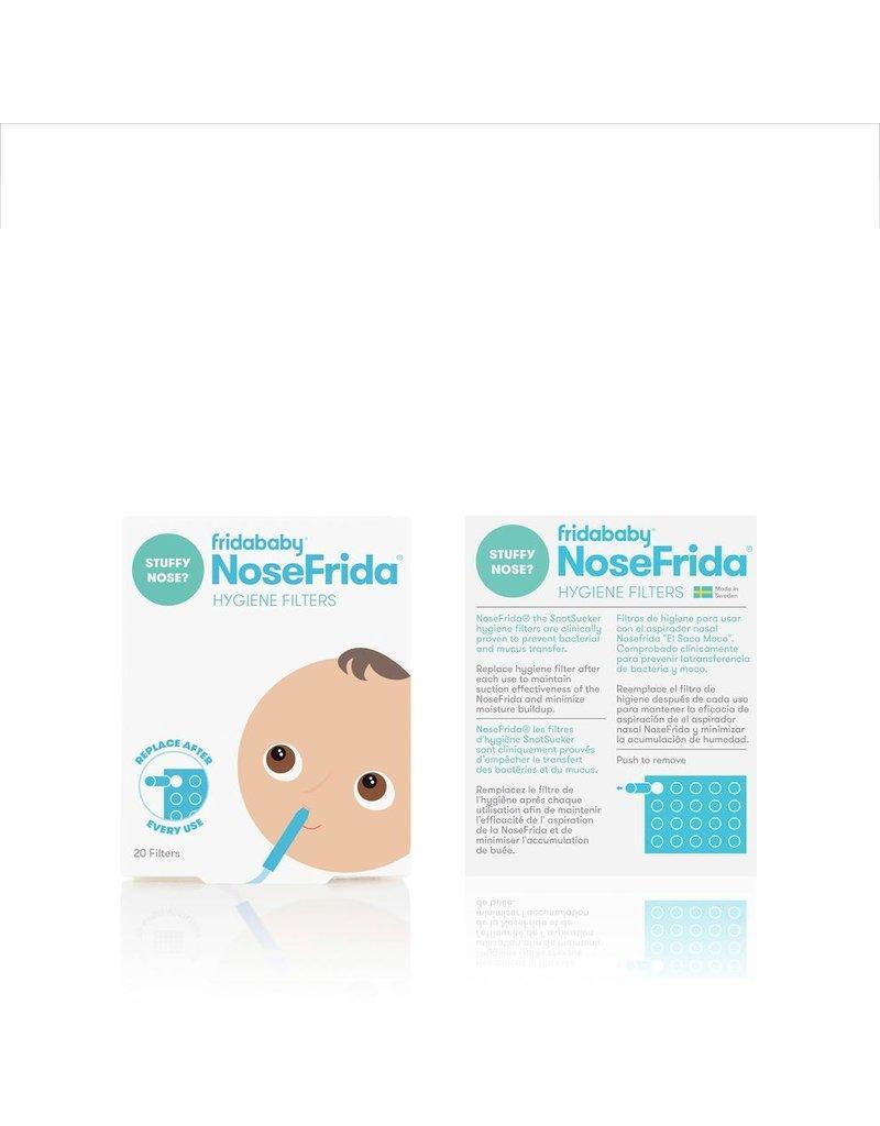 Frida baby NoseFrida vervangings hygiene filters (20 stuks)