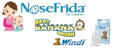 NoseFrida | BabyBanana | Windi and Belgium