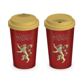 Game Of Thrones House Lannister - Travel Mug