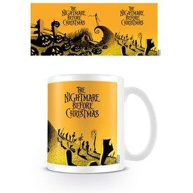 Nightmare Before Christmas Graveyard Scene - Mok