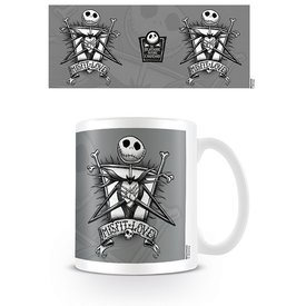 Nightmare Before Christmas Misfit Love - Mug