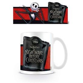 Nightmare Before Christmas Jack Banner - Mok