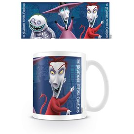 Nightmare Before Christmas Lock Shock Barrel - Mug
