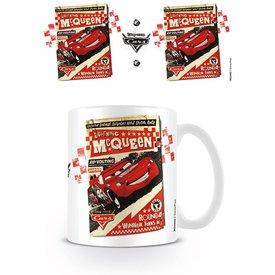 Disney Pixar Cars Poster - Mug