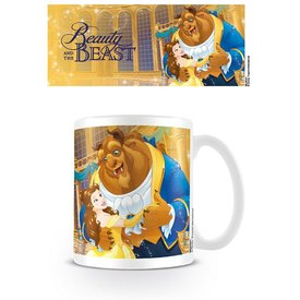 Beauty And The Beast Tale As Old As Time Mug