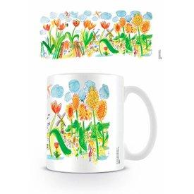 Guus Van Eck Flowers - Mug