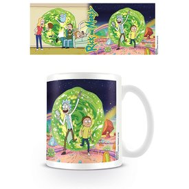 Rick and Morty Portal - Mug