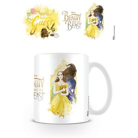 Beauty and The Beast Movie Be Our Guest Mug