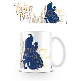 Beauty and The Beast Movie Beauty Within Mug