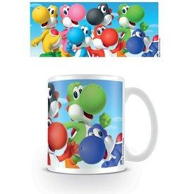 Super Mario Yoshi's - Mug