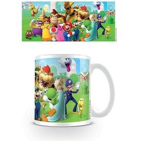 Super Mario Mushroom Kingdom - Mug