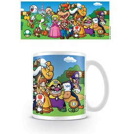 Super Mario Characters - Mug