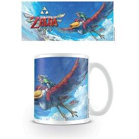 The Legend Of Zelda Skyward Sword - Mug