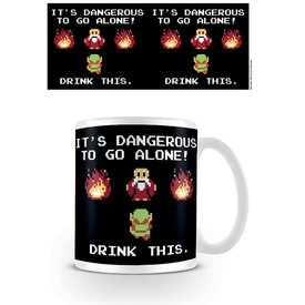 The Legend Of Zelda Drink This - Mug