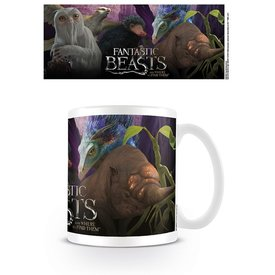 Fantastic Beasts Escaped Beasts - Mug