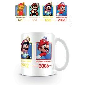 Super Mario Dates - Mug