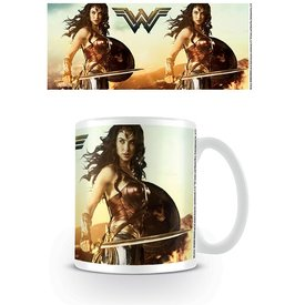 Wonder Woman Fierce - Mok