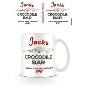 American Gods Crocodile Bar - Mug